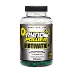 Ryno Power Motivation Capsules, 60ct