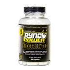 Ryno Power Electrolytes Capsules, 100ct