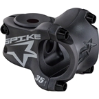 Spank Spike Race Stem 35mm Length, 31.8 Bar Clamp, Matte Black Bearclaw Edition