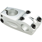 "TNT 1-1/8"" Threadless Stem 48mm Silver"
