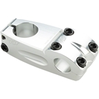 "TNT 1-1/8"" Threadless Stem 60mm Silver"
