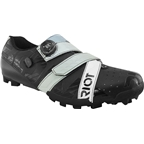BONT Riot MTB+ BOA Cycling Shoe: Black/Gray