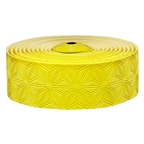 Supacaz Super Sticky Kush Handlebar Tape, TDF Yellow
