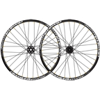 "Atomlab Standard Issue 26"" Front Wheel, 9x100 32h Black"