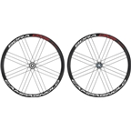 Campagnolo Bora One 35 Disc Brake, 700c Road Wheelset, Clincher, Dark Label