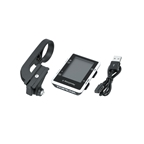 Topeak PanoComp X Bluetooth Smart wirelss cycle computer only, Black