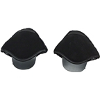 Nutcase Removable Ear Pads for Street Helmet: Fits SM-MD-LG