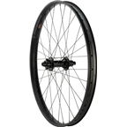 "Quality Wheels Rear Wheel Fat Plus Disc 6-Bolt 27.5"" 177mm x 12mm XD Formula / WTB Scraper i40 / DT Comp All Black"