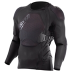Leatt 3DF AirFit Lite Body Protector, S/M (160-172cm) - Black