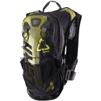 Leatt DBX 3.0 Cargo Hydration Pack, Black/Lime