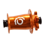 Industry Nine Torch Front 15mm T-A Hub, 100x32h - Orange