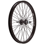 "Gusset Black Dog 20"" Rear FW Wheel, 14mm 48h"