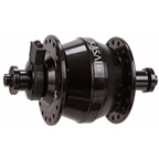 Kasai Dynacoil RB F Q/R Hub, 9x100mm, 36h - Black