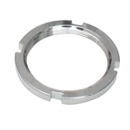 Gusset 332 Fixed Lockring, Chrome