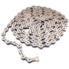 """Gusset GS-10 10sp Chain, 11/128"""" - Silver"""