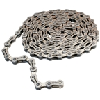 "Gusset GS-9 9sp Chain, 11/128"" - Silver"