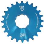 Endless Bike Kick Ass Cog, 24t - Blue Ano