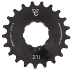 Endless Bike Kick Ass Cog, 21t - Black Ano