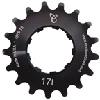 Endless Bike Kick Ass Cog, 17t - Black Ano