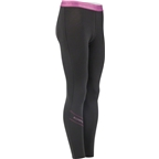 Louis Garneau 2004 Women's Base Layer Bottom: Black/Purple