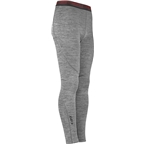 Louis Garneau 4002 Men's Base Layer Bottom: Heather Gray