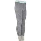 Louis Garneau 4002 Women's Base Layer Bottom: Heather Gray