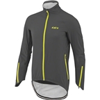 Louis Garneau 4 Seasons Men's Jacket: Asphalt