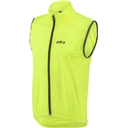 Louis Garneau Nova 2 Men's Vest: Bright Yellow