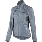 Louis Garneau Cabriolet Women's Jacket: Steel