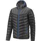 Louis Garneau Appear Men's Jacket: Black/Blue