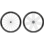 Campagnolo Bora Ultra 50, 700c Road Wheelset, Clincher, Dark Label