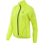 Louis Garneau Modesto 3 Women's Jacket: Bright Yellow