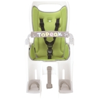 Topeak Babyseat II Seat Pad, Green color
