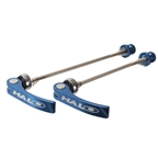 Halo Porkies QR Skewers, CrMo - Blue Pair