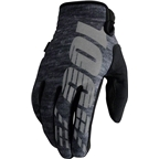 100% Brisker Glove: Heather Gray
