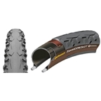 Continental Travel Contact Tire 700 x 42 Steel Bead, Black