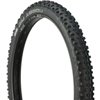 "Schwalbe Nobby Nic Tubeless Easy SnakeSkin Tire, 27.5 x 2.6"" EVO Folding Bead Black with Addix SpeedGrip Compound"