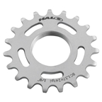 "Halo Fixed Cog, 1/8"" - 16t, Silver"