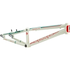 "Staats Bloodline GranPremio Pro XL Frame 21.25"" Top Tube Spanish White"