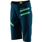 100% Airmatic Women's MTB Short: Forest Green