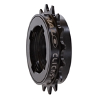 "Halo Clickster Freewheel, 3/32"" X 18t - Black"