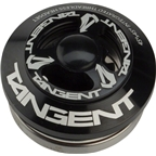 "Tangent Integrated Adaptor Headset 45/45 Degree 1"" to 1-1/8"" Black"