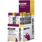 Skratch Labs Exercise Hydration Drink Mix: Passion Fruit Box of 20