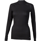 Craft Active Extreme 2.0 Women's Crewneck Long Sleeve Top: Black