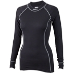 Craft Active Women's Crewneck Long Sleeve Top: Black