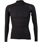 Craft Active Extreme 2.0 Men's Crewneck Long Sleeve Top: Black