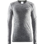 Craft Active Comfort Long Sleeve Top: Black