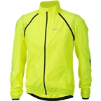 Craft X-Over Convert Men's Jacket: Hi-Vis