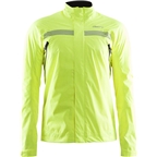 Craft Escape Rain Jacket: Yellow