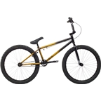 "Stolen 2018 Saint XLT 24"" BMX Bike Trans Black to Gold Fade"